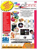 Cd y mini cd impresión directa