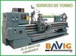 In Service RONDOM BAVIG SAC - Cajamarca