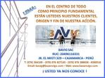 CONTACT BAVIG SAC - Cajamarca