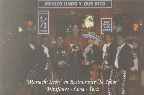 Mariachis para Dia de las madres Charros A1