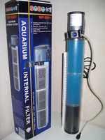 Filtro Para Acuario Sobo Wp-6001 2800 Litros / Hora Peces