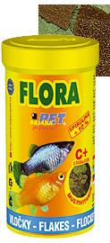 Comida Peces Dajana Flora Escama Spirulina 200 Gr. Acuario