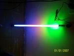 Fluorescente De 3 Colores Sumergible Ilumna Acuario Peces