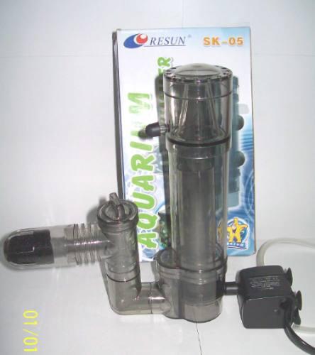 Filtro Marino Separa Proteina Skimmer Resu Mod.sk-05 Peces