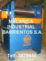Laminating Rubber mill