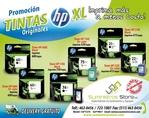 Toner y tintas HP