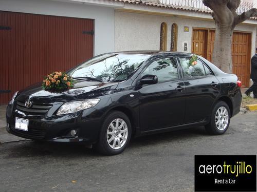 Alquiler de Autos en Trujillo