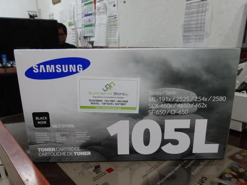 Toner for ML-1915 Samsung SCX-4600 ML-105L Code