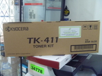 Toner kyocera TK-411 Original para KM- 2035-1620-1650-2050 Delivery