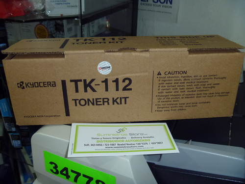 Kyocera TK-112 Toner for Models FS-720-820-1016