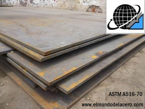 ASTM A516 GRADE 70 STEEL HIGH STRENGTH STEEL