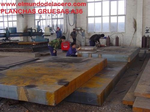 various steel plates