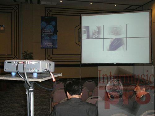 Alquiler Plasmas 42 pulgadas Proyectores multimedia Nextel 428*9042