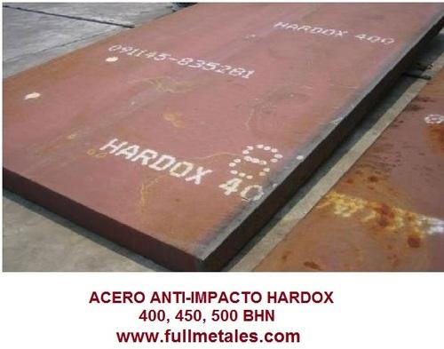 BHN 400 platen antiabrasive