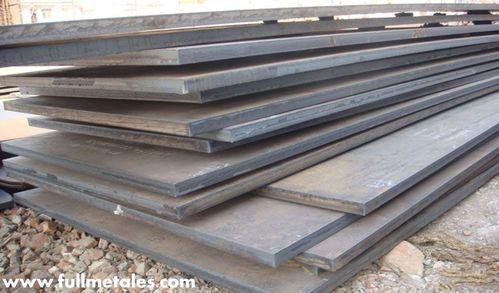 planchas de acero estructural Astm A36 laminada al caliente