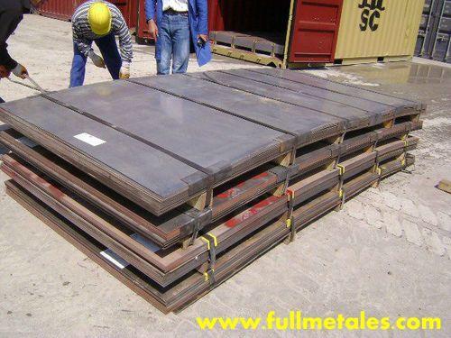 planchas de acero Astm a516 grado 70 alta y baja temperatura