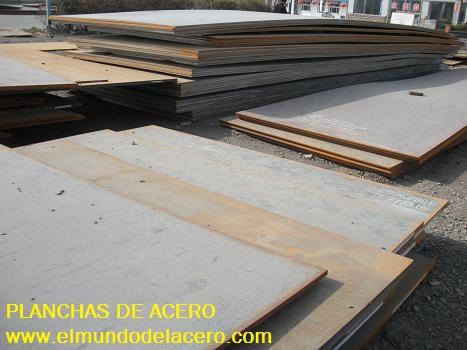 Corten stalen platen ASTM A242, A588 rang B
