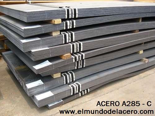 ketel platen ASTM A285 grade c