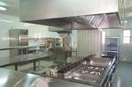 Cocina completa acero inoxidable calidad AISI-304.