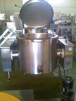 Marmita de cocciòn de 300 lts.