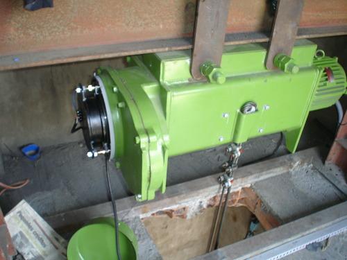 Vervaardiging van metalen constructiewerken voor lieren en rolbruggen