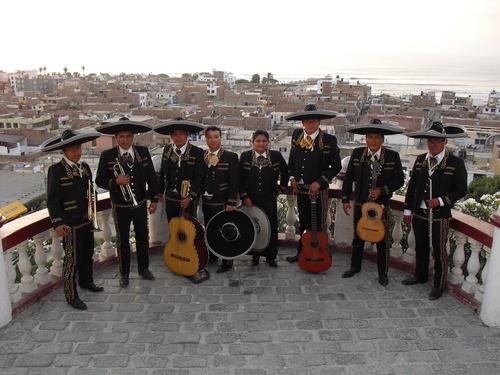 Peru-Trujillo Mariachi Music Shows