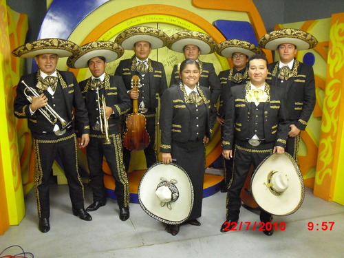 Pisco Mariachi and Tequila. The best Mexican Music in Peru Trujillllo
