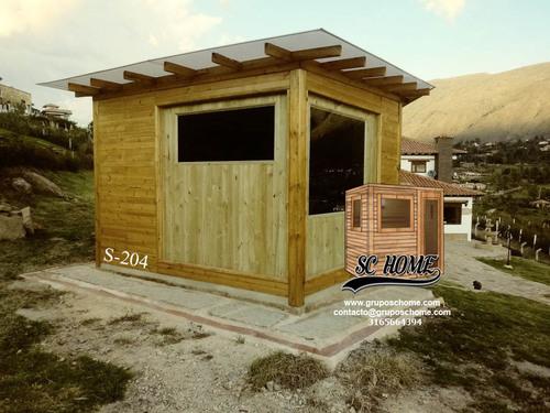 saunas, baños turcos, turcos portatiles, generadores, calderas