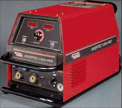 LINCOLN ELECTRIC WELDER Multithreaded INVERTING V Invertec 350 PRO