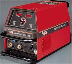 Soldadora Inversora Multiproceso Lincoln Electric Invertec V 350 PRO