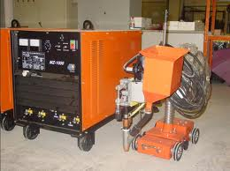 Onderpoedergelaste lasmachine ELECTRIC Hanshan MZ 1000