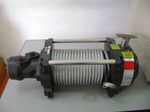 winche hidraulico