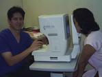 Centro de Saúde de olhos San Lucas