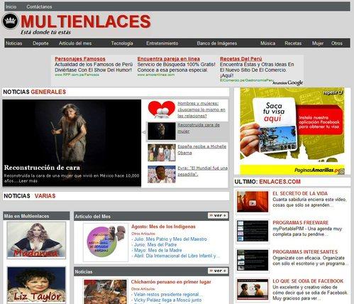 Multilink-Portal