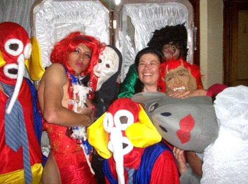 Carnaval de Barranquilla Y HORA LOCA