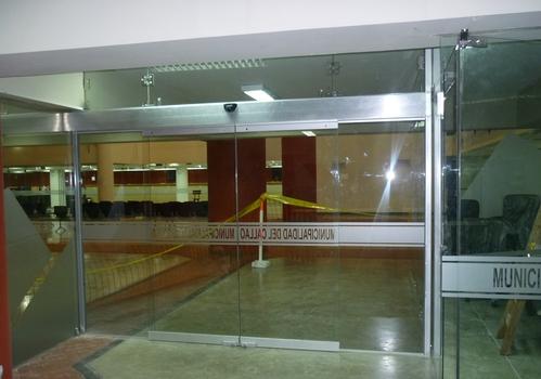 Puertas con sensor Automaticos