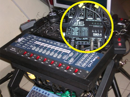 DMX-512 Control