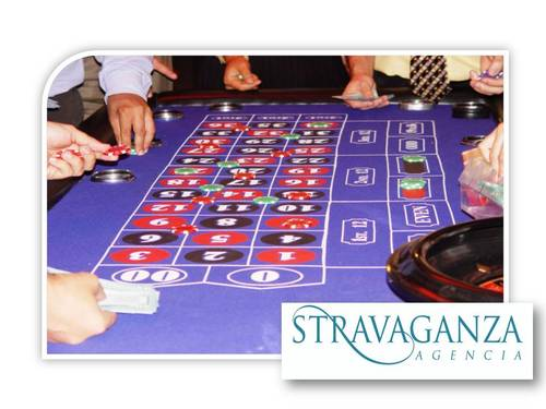 RENTAL TABLES OF FANTASY und Casino-Spiele Show Event