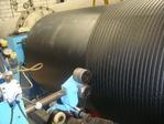 rubberen roller