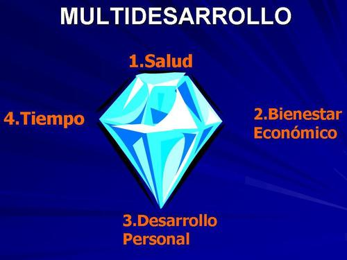 Wat is multidesarrollo