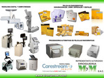 EQUIPOS E INSUMOS CARESTREAM HEALTH - KODAK