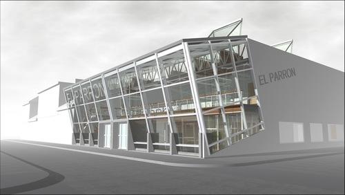 Proyecto Centro Comercial El Parron