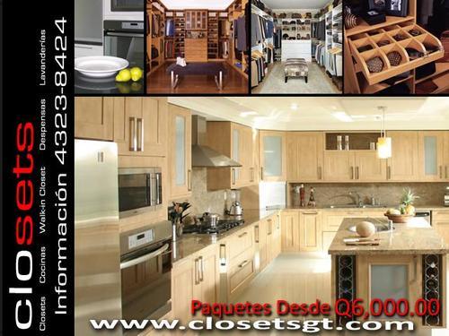Keukens en kasten voor uw huis