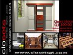 Closets for your home