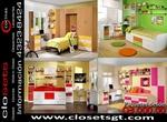 Juventude Closets