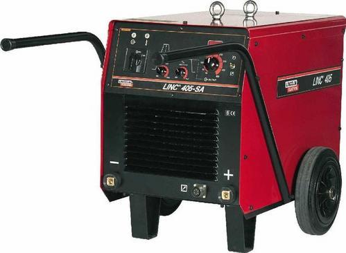 Maquina Soldadora Smaw / Lincoln Electric-Europa Modelo LINC 405-SA