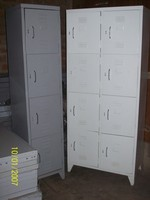 lockers de un solo cuerpo