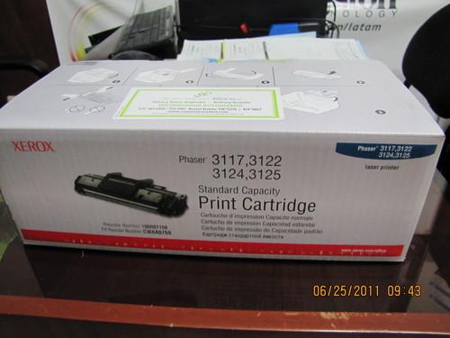 Originele Xerox Toner 3117