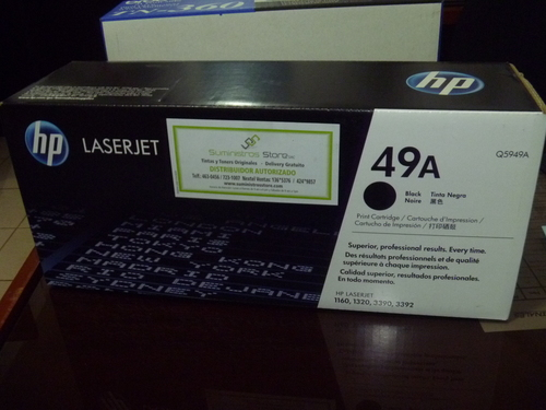 HP Q5949A Toner for Models 1160/1320/3390