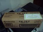 Toner Kyocera para FS-1100 Codigo TK-142 original Delivery Gratuito